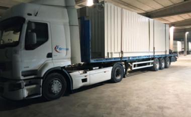 autotrasporti adr per merci pericolose con ACB